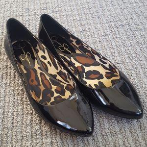Jessica Simpson Black Shoes
